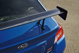 subaru wrx spoiler subaru wrx sti type ra nbr special thrashes u0027ring record by car