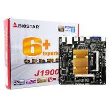 pc int gr bureau biostar marque j1900nh3 intégré cpu pour pc de bureau