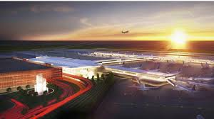 Kansas Travel Watch images New kci renderings show vision for new single terminal facility jpg