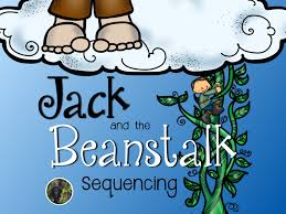jack and the beanstalk story sequencing with pictures by