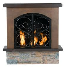 fireplace electric heater portable gas heaters walmart reviews