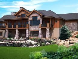 ranch house plans with walkout basement walkout bungalow plans smart ranch house plans with walkout basement