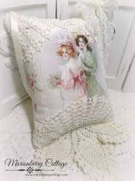 Shabby Chic Cushions by 128 Best Shabby Chic Pillow Images On Pinterest Cushions