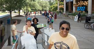 Pitt Campus Map Arrival Survival Tips Ease Campus Move In Pittwire University