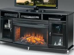 Black Electric Fireplace Electric Fireplace Tv Stand Black Electric Fireplace Stand Home
