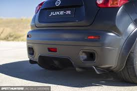 juke nismo rear the supercar slaying crossover speedhunters