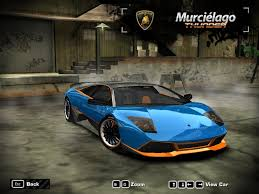 Lamborghini Murcielago Need For Speed - need for speed most wanted lamborghini murcielago thunder nfscars