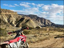 Colorado Ohv Trail Maps by North Fruita Desert Recreation Area Colorado Motorcycle And Atv