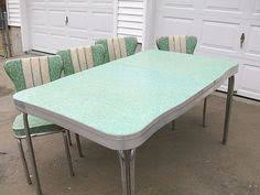 Retro Table 1950s Kitchen Table 1950s Alluring Chrome Kitchen Table Home