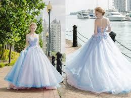 wedding dress colors 27 princess worthy wedding dresses featuring pastel color
