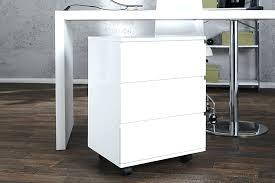 bureau blanc laqué meuble de rangement blanc laque meuble rangement de bureau armoire