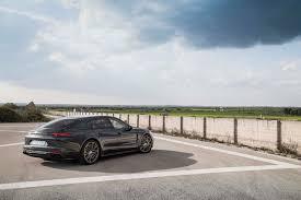 Porsche Panamera S E Hybrid - 2018 porsche panamera s e hybrid rear three quarter static motor