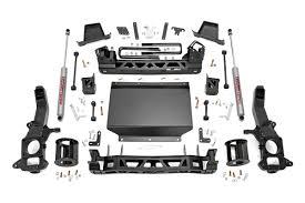 nissan titan pro 4x lift kit country 6in nissan titan suspension lift kit 2016 titan xd 4wd