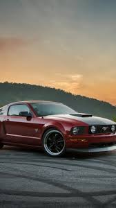 ford mustang gt wallpaper wallpaper 1440x2560 ford mustang gt side view qhd