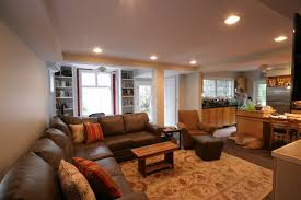 kitchen furniture for small high ceiling family room with