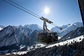 alpencing nenzing is the ideal winter cing site in austria