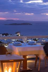 enjoy sunset dinner at the best spot of the island vencia