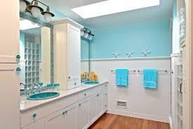 beachy bathroom ideas beachy bathrooms ideas coastal shell starfish wall cube shelves