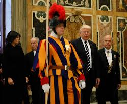 trump pope francis trump pope francis set aside differences in meeting at the