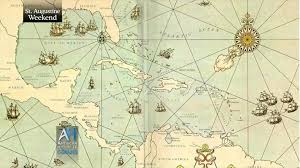 Map Of St Augustine Florida by Spanish Settlement St Augustine User Clip C Span Org