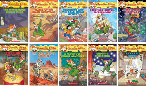 geronimo stilton 1 50 complete collection series set books 1 50