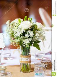 wedding reception table centerpieces wedding reception table centerpiece stock photo image 61057713