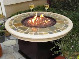 Fire Pits Propane Propane Fire Pit Kit Home Design By Fuller