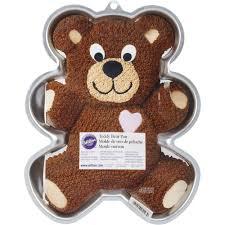 Halloween Cake Tins teddy bear cake pan wilton