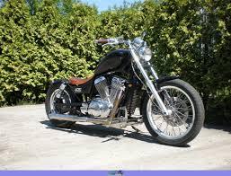 1987 suzuki intruder 1400 custom bobber hj bikes pinterest