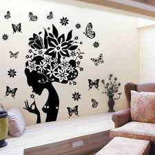 popular elf wall stickers buy cheap elf wall stickers lots from beautiful butterfly elf arts wall sticker for kids rooms home decor backdrop wall china