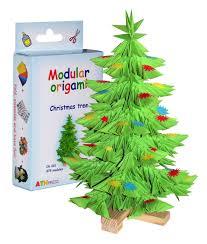 3d origami chinese modulars