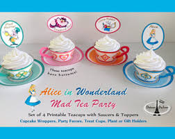 teacup wrappers etsy