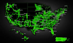 Denver Map Usa by Fast Nationwide 4g Lte Coverage For Cell Phones Hotspots And More