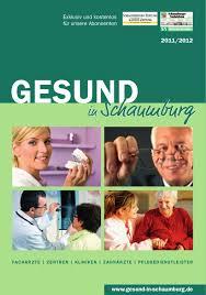 Zahnarzt Bad Oeynhausen Gesund In Schaumburg By Schaumburger Nachrichten