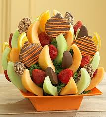 fresh fruit bouquets fall fresh fruit harvest by fruit bouquets the dessert stand