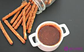 honey mustard pretzel dip get crocked cooker sweet spicy raspberry honey mustard dip