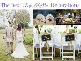 mr and mrs wedding signs the best mr mrs wedding signs rustic wedding chic