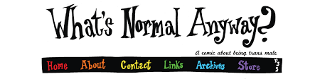 what s what s normal anyway about