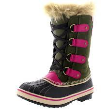 sorel tofino s boots canada unisex youth sorel tofino fur lined waterproof winter