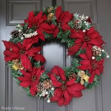 Homemade Christmas Wreaths by Diy Christmas Wreaths U2013 Puddy U0027s House