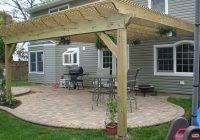 covered patio plans beautiful garage with covered patio plans