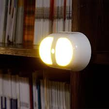 excelvan nl02 led night light motion sensing wall lamp automatic
