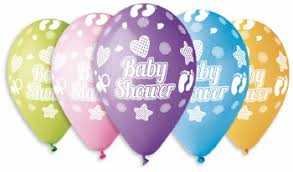baby shower balloons baby shower balloons