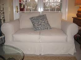 2 cushion sofa slipcover white sofa cover with t cushion