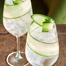 cucumber spritz easy cocktail recipes houseandgarden co uk