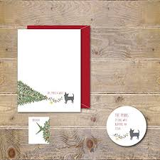 dog christmas cards a dog christmas christmas cards cards all breeds any