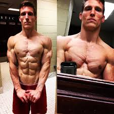 Most Weight Ever Benched Us Gymnast Steven Legendre Looking Shredded As He Gets Ready For