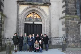 martin luther 95 thesis ambex american bavarian exchange february 2011 that evening we arrived in wittenberg luthercity behind us are the doors where martin luther posted the 95 theses eek