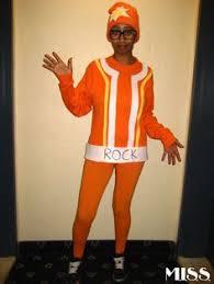 Brobee Halloween Costume Meeting Dj Lance Rock Yo Gabba Gabba Vip Party Http