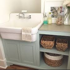 Laundry Utility Sink With Cabinet by Classic Laundry Room Sink Atticmag